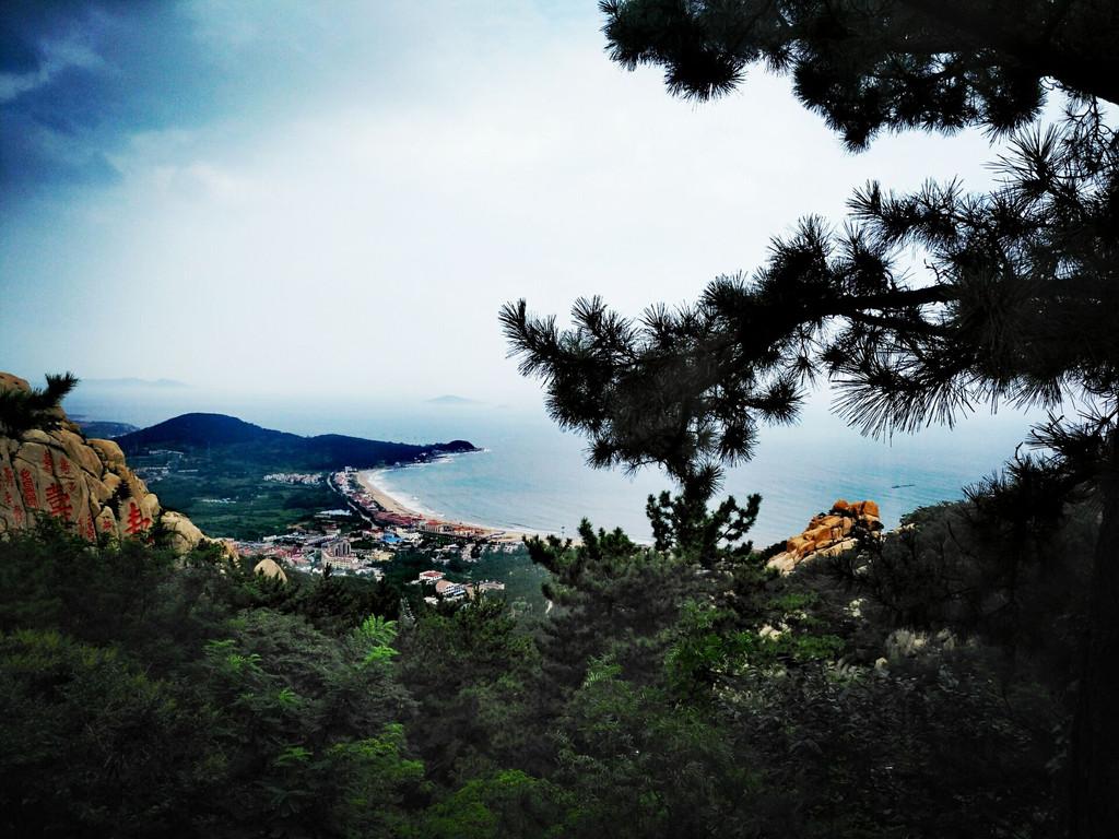 青岛崂山真实风景