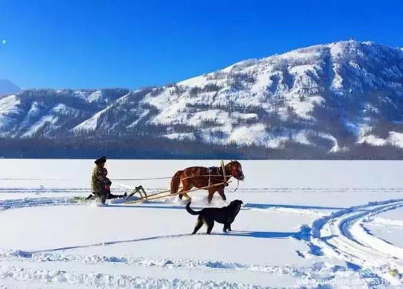 新疆三大仙境