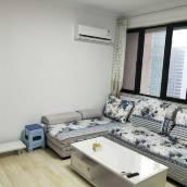 青島唐島灣公園裡的海景房普通公寓