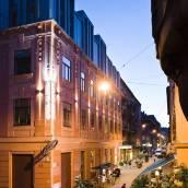 布達佩斯奧普拉花園公寓酒店