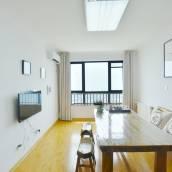 青島海邊的美景房公寓