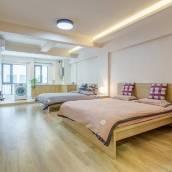 西安極簡公寓西安鐘樓回民街店