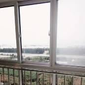青島金沙灘銀沙灘三灘一園家庭公寓唐島灣店