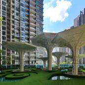 吉隆坡869阿特普拉斯寬敞OYO公寓