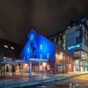特羅姆瑟麗笙藍標酒店