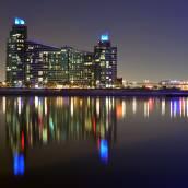 迪拜節日城洲際公寓套房酒店