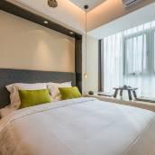 英卓未來公寓智能酒店(西安高新中大國際智能店)