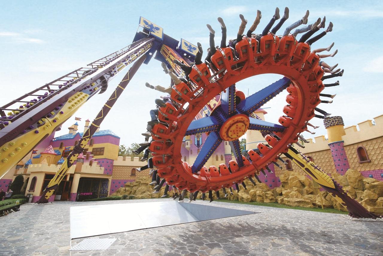 桂林-樂滿地主題樂園專線往返車票/可選含門票特惠套餐